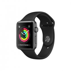 Apple Watch S3 GPS 38mm Space grau Aluminium