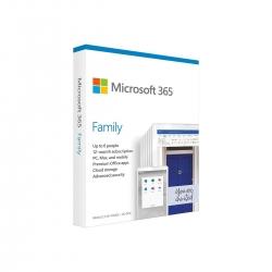 Microsoft 365 Family bis zu 6 Personen BOX (1Jahr)