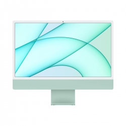 "Apple iMac 24"" Retina 4.5K M1 Chip 8-Core CPU 256GB Grün"