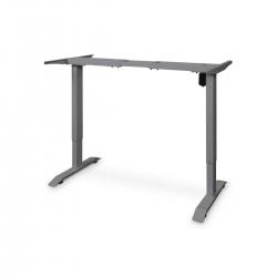 DIGITUS Elektr.Höhenverstellb.Tischgestell Einzelmotor, grau