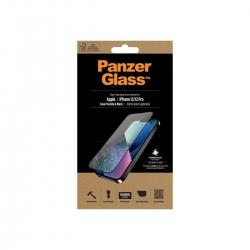 "PanzerGlass Apple iPhone 13 6,1"" Case Friendly Privacy schw."