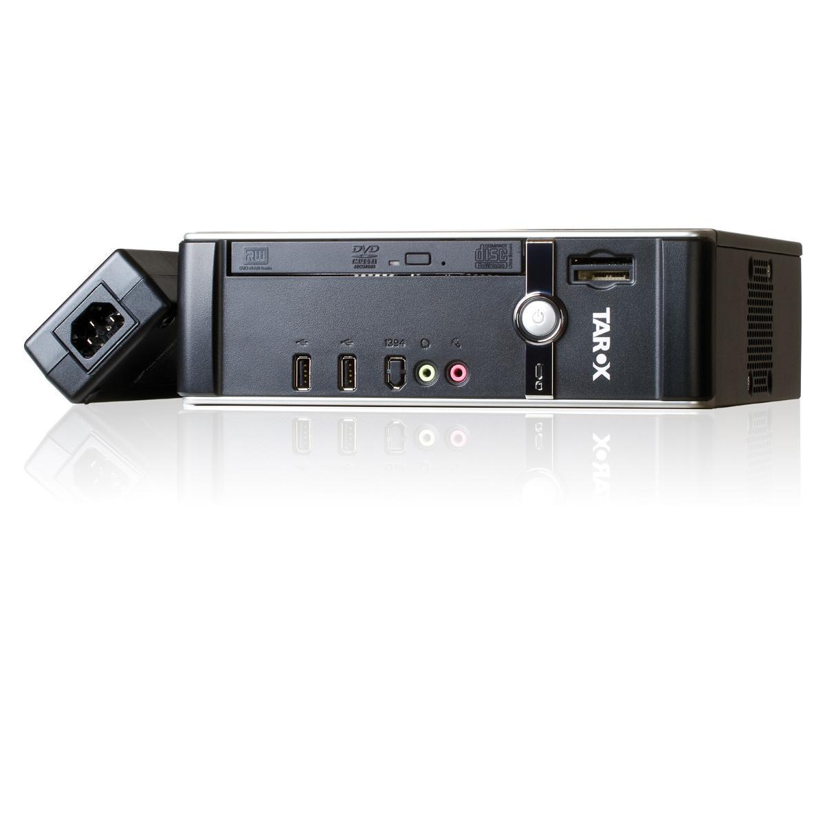 TAROX ECO 160S - i3-6100,4GB,120GB,W10P>W7